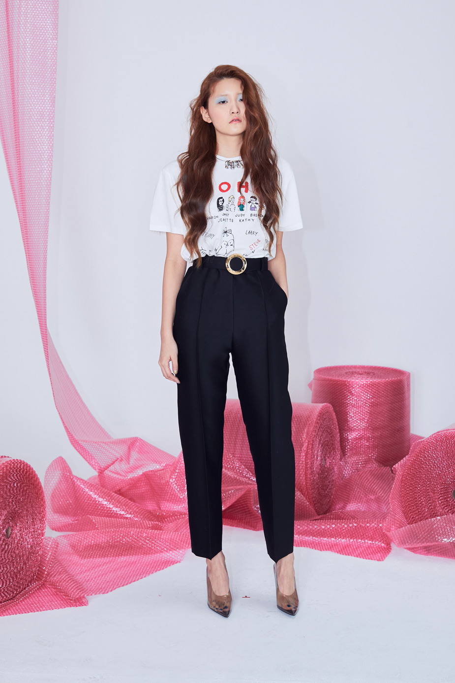 Boutique Pants(BLACK)